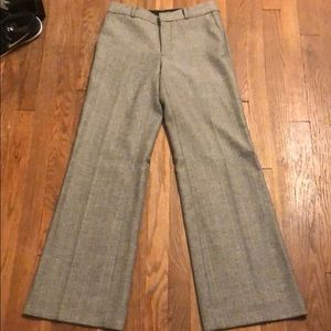 Banana Republic herringbone pants